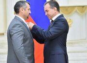 Вениамин Кондратьев вручил выдающимся жителям Кубани государственные награды