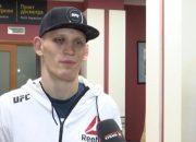 Сергей Хандожко с победой дебютировал в UFC Fight Night 153