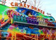 В Анапе на аттракционе Crazy Dance умерла восьмилетняя девочка