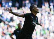 Виктора Классона признали лучшим футболистом «Краснодара»