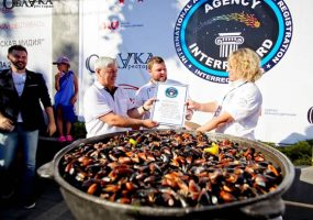 В Анапе пройдет шестой всероссийский фестиваль «Черноморская мидия»