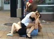 Mortal Kombat по-сочински: пьяные женщины устроили жестокую драку на улице