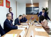 Вениамин Кондратьев провел ряд переговоров с участниками ПМЭФ