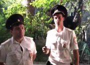 Полицейские помогли потушить пожар в частном секторе Геленджика