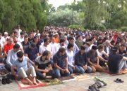 В Сочи мусульмане отметили Ураза-байрам