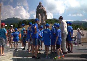 В Новороссийске открылся детский лагерь отделения ДОСААФ