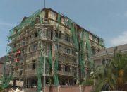 В Сочи начали сносить самострои в районе Имеретинской низменности