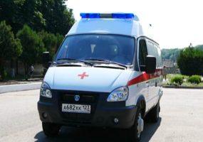 В Кореновске больница получила новый автомобиль скорой помощи