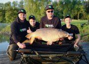 Кубанские юниоры поймали крупную рыбу и стали чемпионами Европы по карпфишингу