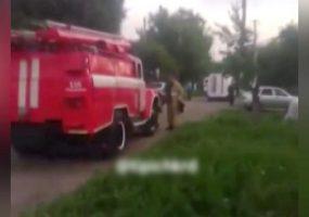 После взрыва гранаты в Гулькевичском районе полиция завела два уголовных дела