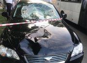В Сочи пьяный полицейский сбил двух девочек на пешеходном переходе и уехал