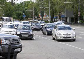 Краснодар вошел в топ-10 городов РФ с самым большим количеством автомобилей