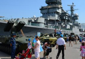 Новороссийск вошел в список лучших городов для путешествий отцов с детьми