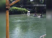 Под Архипо-Осиповкой машина упала в реку
