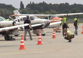 На Кубань впервые прилетели участники авиаралли из Франции