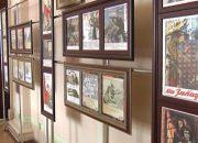 В Краснодаре выставили 100 агитационных плакатов времен войны