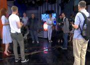 Иностранные журналисты посетили телеканал «Кубань 24»
