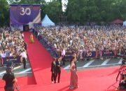 В Сочи открылся юбилейный российский фестиваль «Кинотавр»