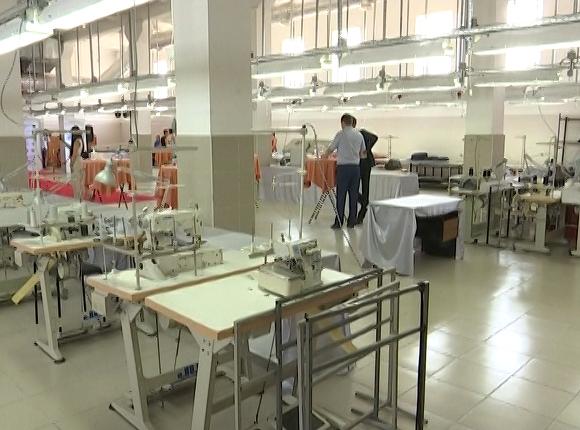 В Краснодаре открылся центр компетенций легкой промышленности
