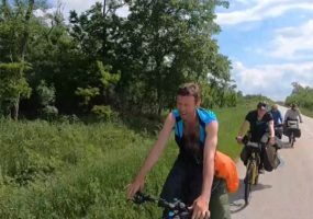 На Кубани финишировала экспедиция «Дорогой героев»