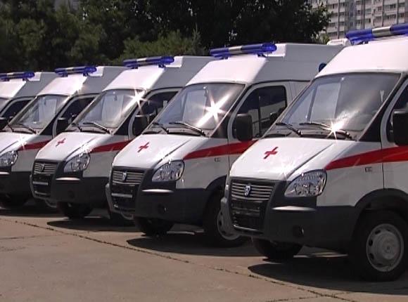 В районы Кубани доставили современные автомобили скорой помощи