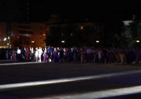 В Новороссийске прошел Городской выпускной бал
