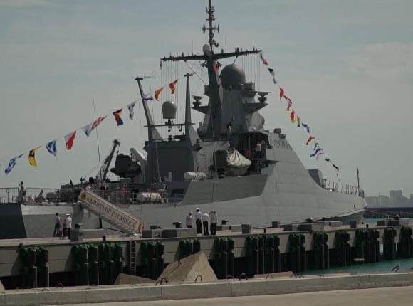 В Новороссийске на службу заступил патрульный корабль «Дмитрий Рогачев»