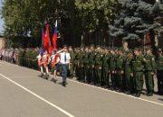 В Московский Кремль отправились 15 кубанских призывников