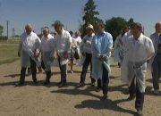 Власти Кубани отметили экономические успехи Кореновского района