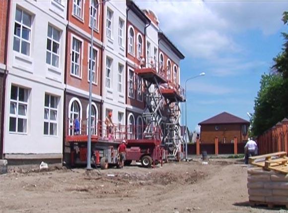 В Приморско-Ахтарске 1 сентября откроют новую школу на 350 мест