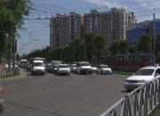 В Краснодаре началась реконструкция кольца на улице Старокубанской