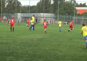 В Краснодаре полицейские провели футбольный турнир для школьников