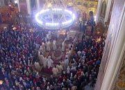 У православных христиан Кубани начался праздник Вознесения Господня