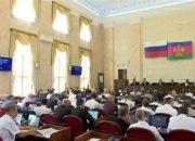 На сессии ЗСК приняли более 70 законов