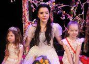 Краснодарский драмтеатр 1 июня для детей организовал Королевский бал