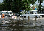 В Краснодаре наладят систему ливневок на участке улицы Щорса