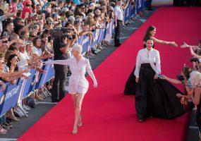 Открытие фестиваля «Кинотавр» в Сочи