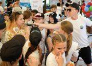 День защиты детей в краснодарском парке имени 30-летия Победы