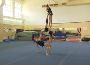 Три кубанские акробатки выступят на Европейских играх в Минске
