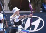 Кубанская лучница взяла золото на турнире среди инвалидов в Голландии
