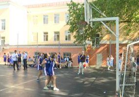 В Туапсе прошел первый этап турнира по уличному баскетболу на Кубок губернатора