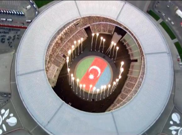 Как кубанцы выступили в Баку на Первых Европейских играх в 2015 году