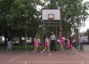 В Усть-Лабинске завершился городской этап Кубка губернатора по стритболу
