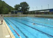 Как в Туапсе проходят открытые краевые соревнования по плаванию