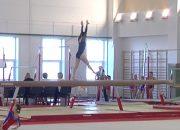 В Краснодаре стартовал второй этап летней спартакиады по спортивной гимнастике