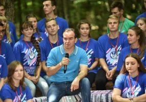 Вениамин Кондратьев поздравил жителей Кубани с Днем молодежи