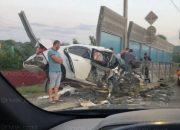 ДТП в Новороссийске: в лобовом столкновении погибли два человека