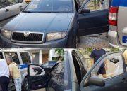 В Новороссийске неизвестный обстрелял два автомобиля