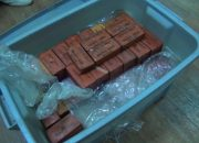 В Кропоткине у мужчины в доме нашли 36 кг тротила и 1,5 тыс. патронов