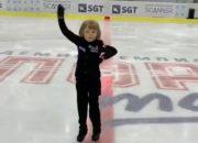 Плющенко показал видео: его сын исполняет новую программу